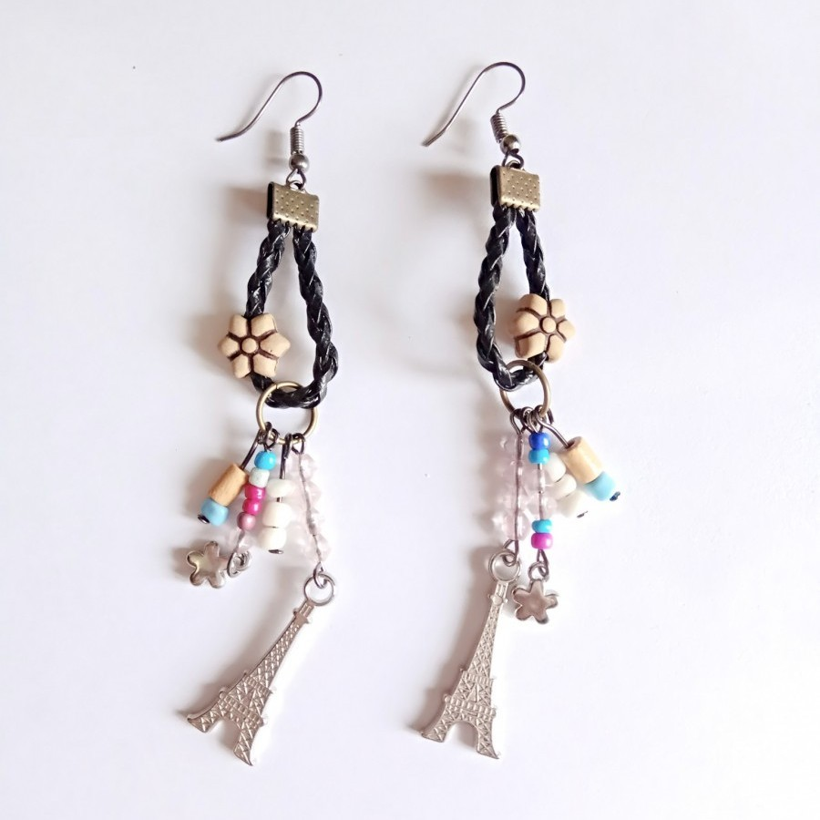 Jihoon Earring Anting Handmade