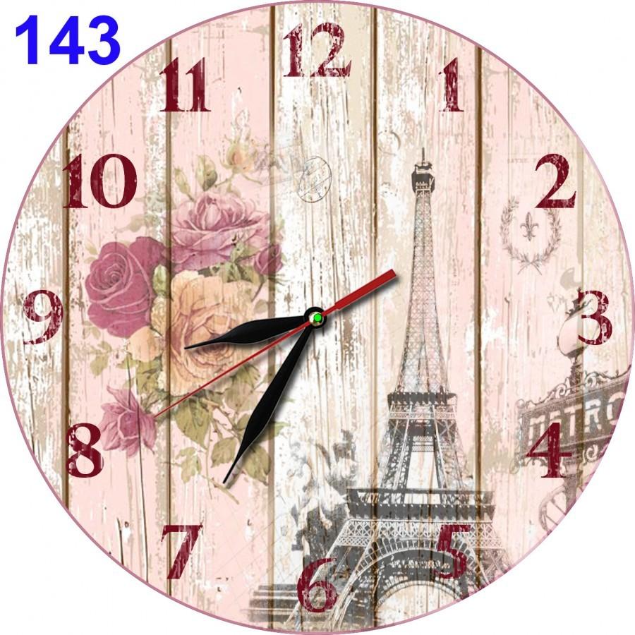 32 Jam dinding Retro Nuansa Flora Hiasan Dinding Motif Bunga - Ku Ka a65ab40a86