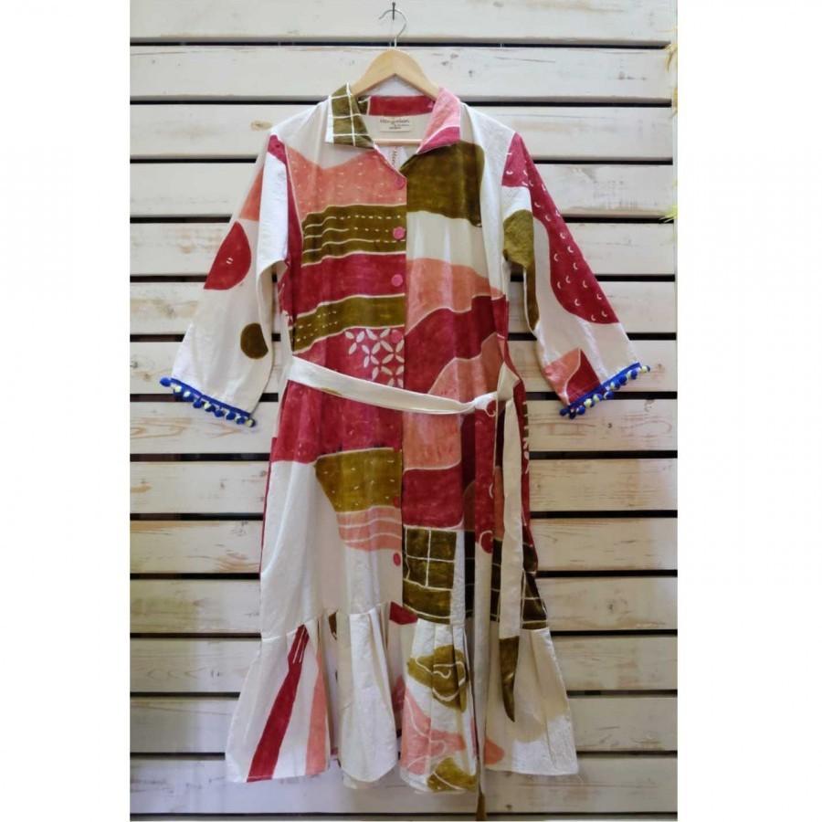 Women Dress Labdagati 01