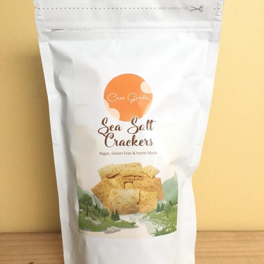Sea Salt Crackers