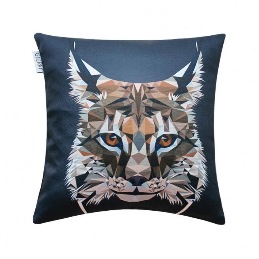 Lynx Eye Cushion 40 x 40