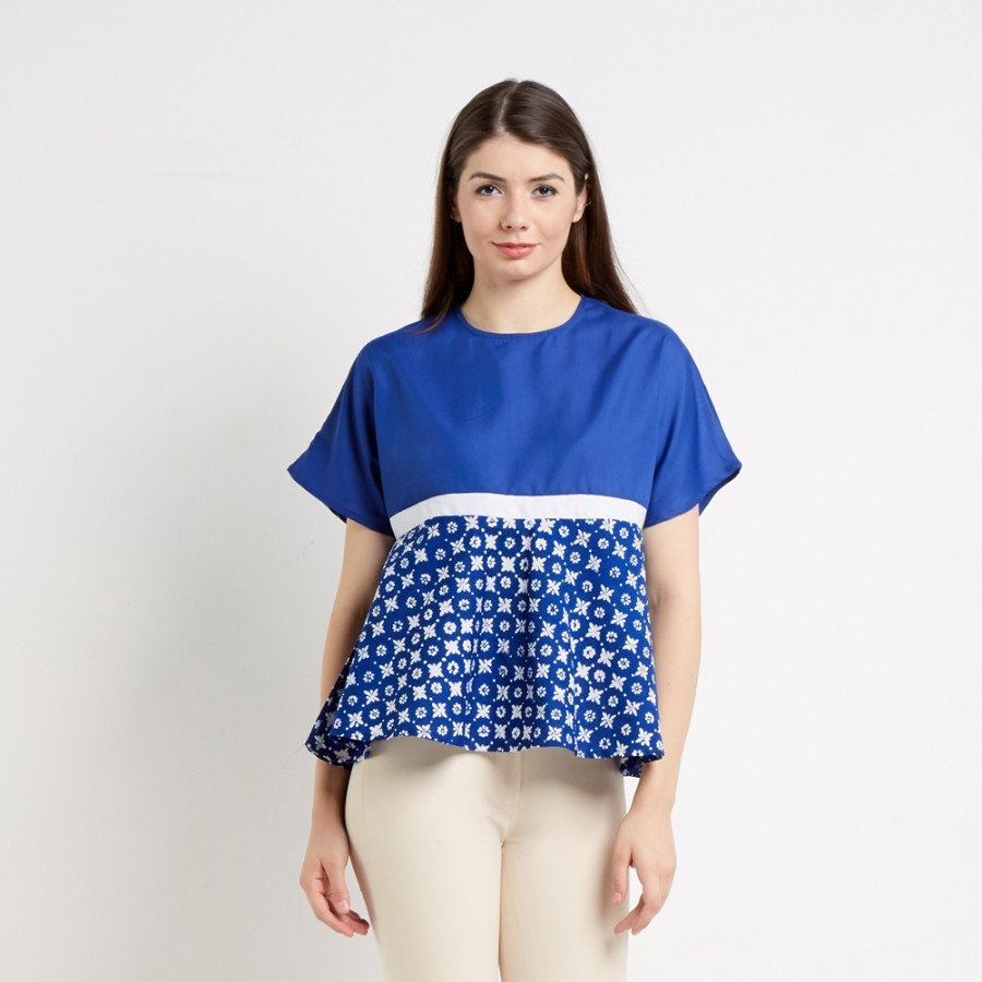 Batik Dirga Ralph Atasan Wanita / Blouse Batik