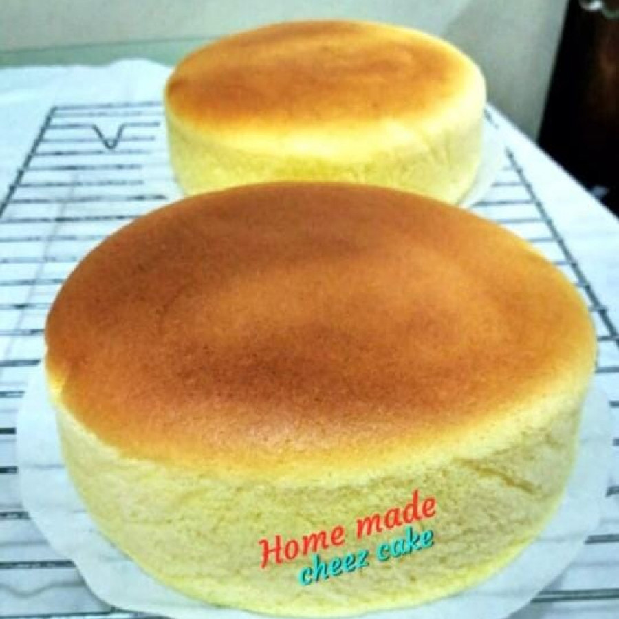 Japanese Cheese cake Mama Fab