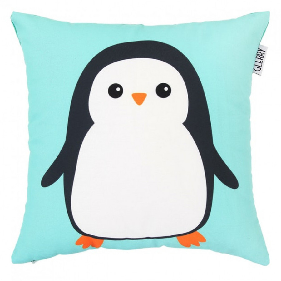 Baby Penguin Cushion 40 x 40