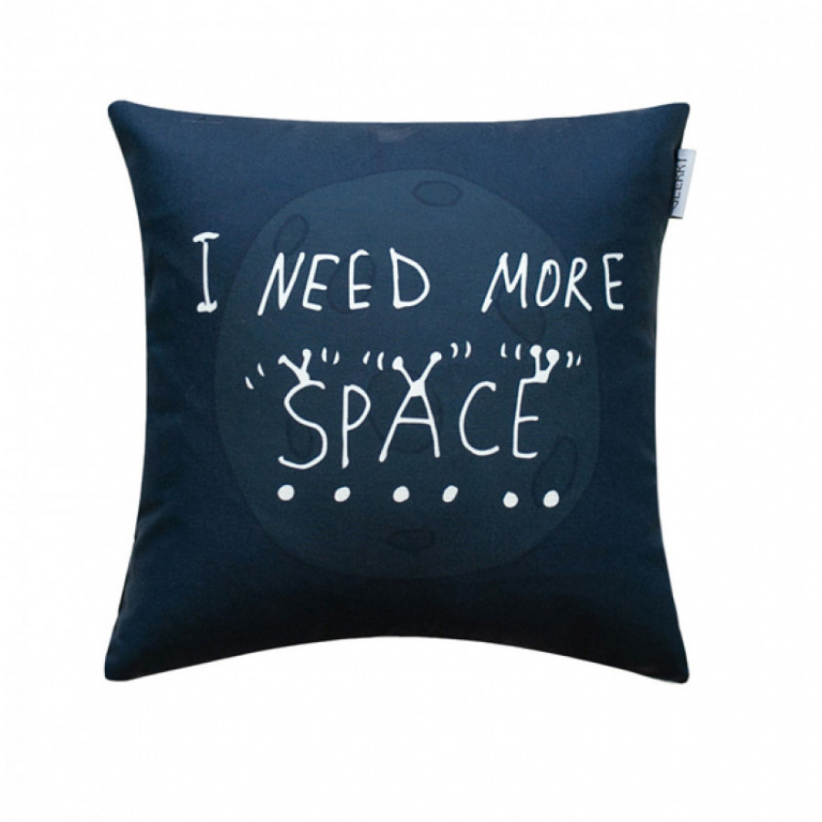 Need More Space Cushion 40 x 40