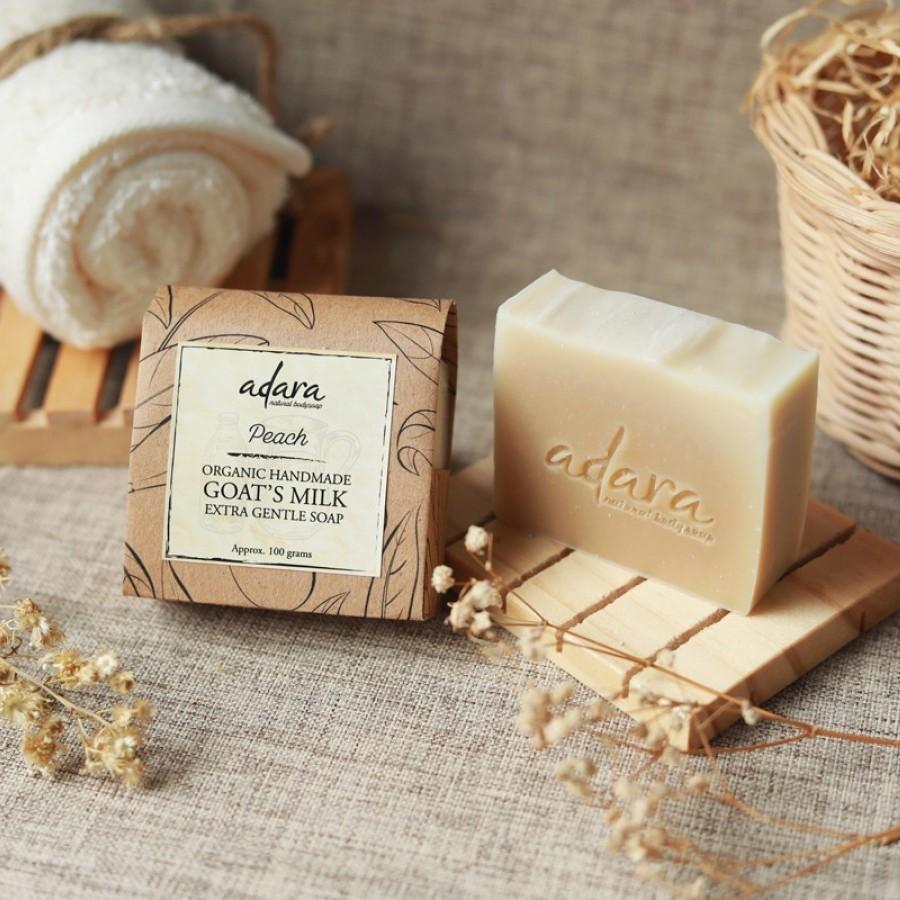 Adara Organic Goat's Milk Soap