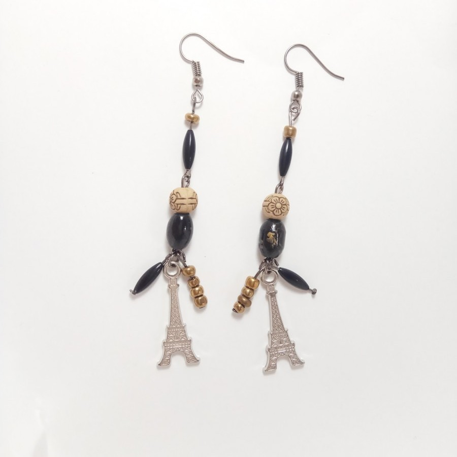 Jisoo Earring Anting Handmade
