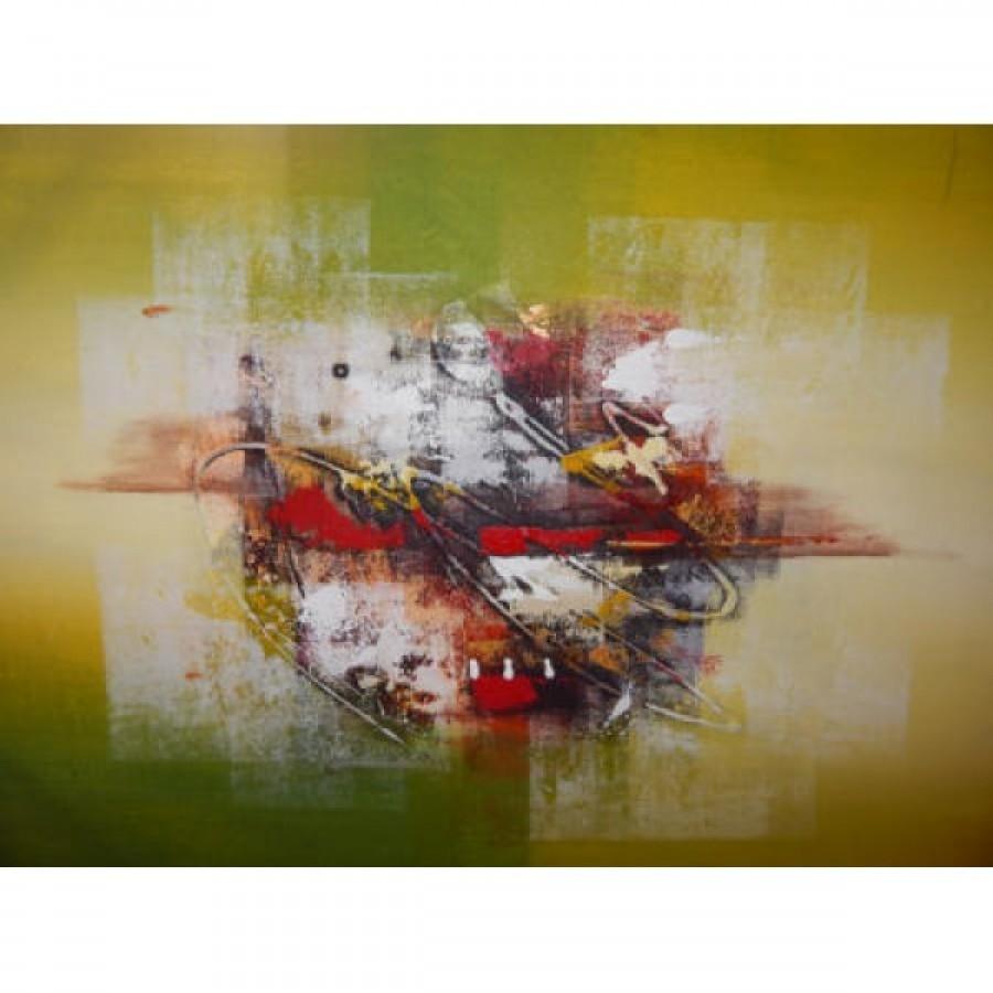Lukisan Abstrak Tradisional 85926