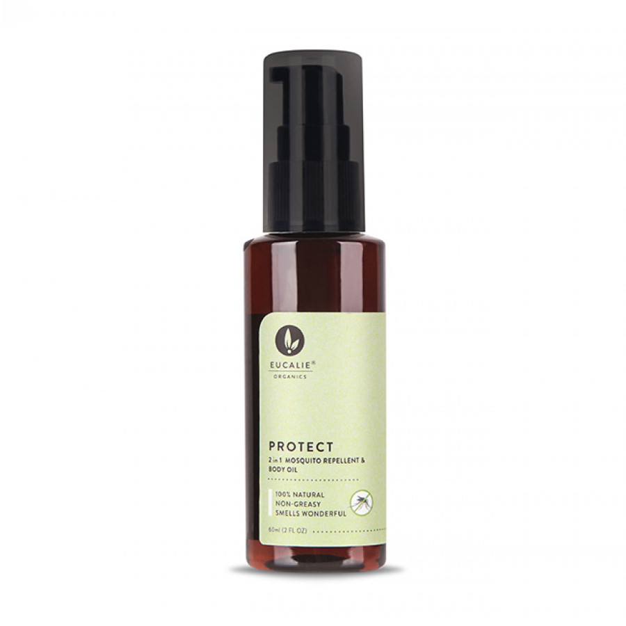 PROTECT 2-in-1 Mosquito Repellent & Body Oil