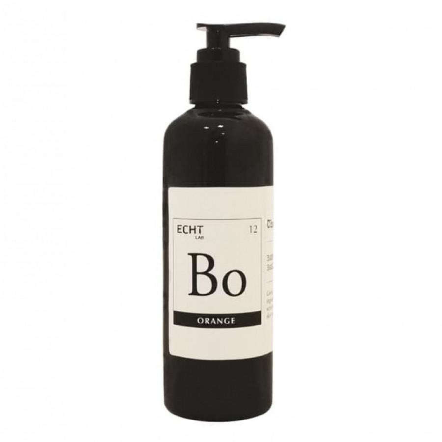 Charcoal Liquid Soap (Orange Bo12)