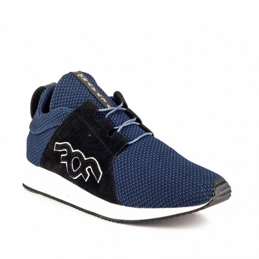 ESTEEMIST DIM BLACK   Navara Footwear   Sepatu Sneakers Pria Original