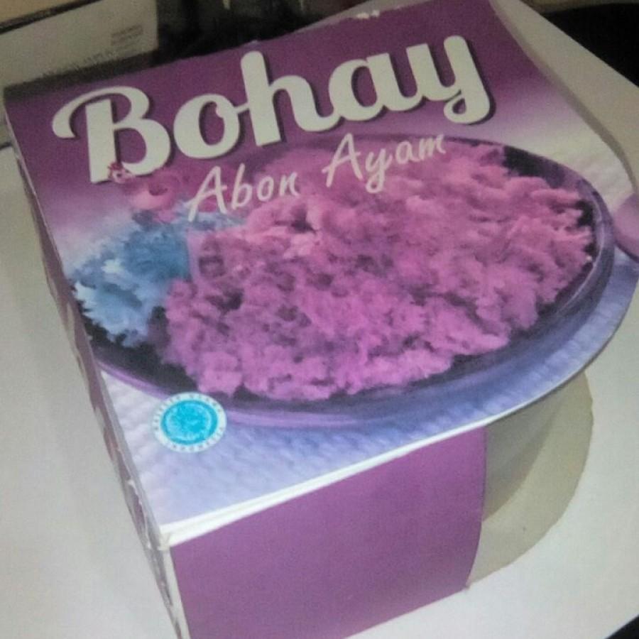 Bohay ( Abon Ayam )