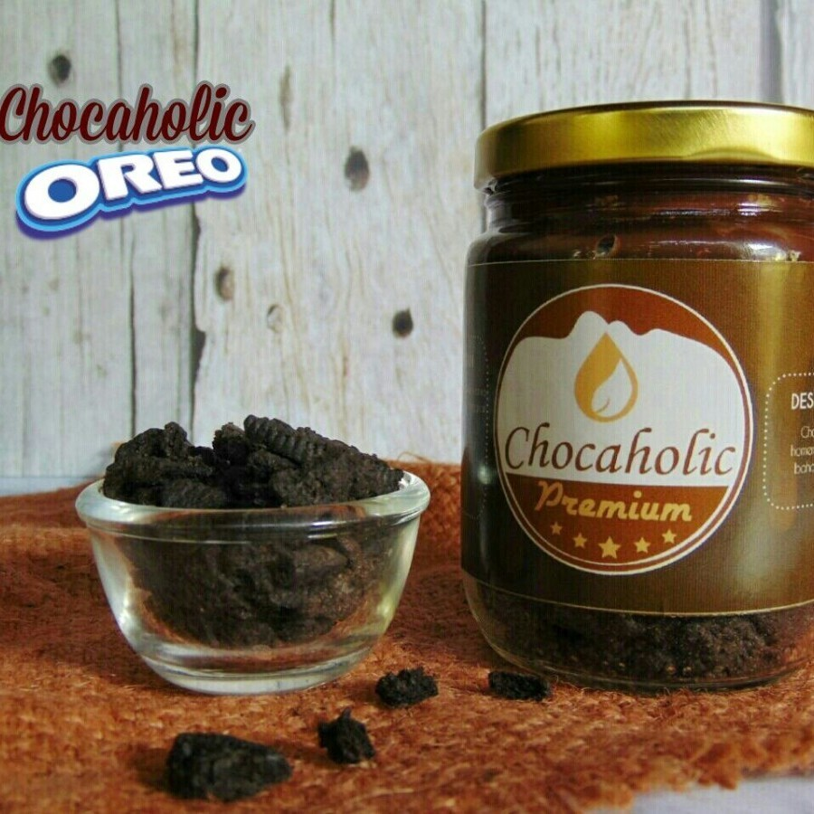 Chocaholic mini Oreo