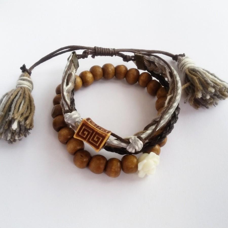 Seal Bracelet gelang handmade
