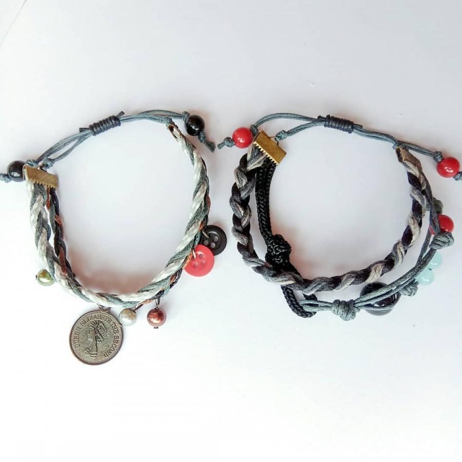 Paris 001 Earring Anting Handmade