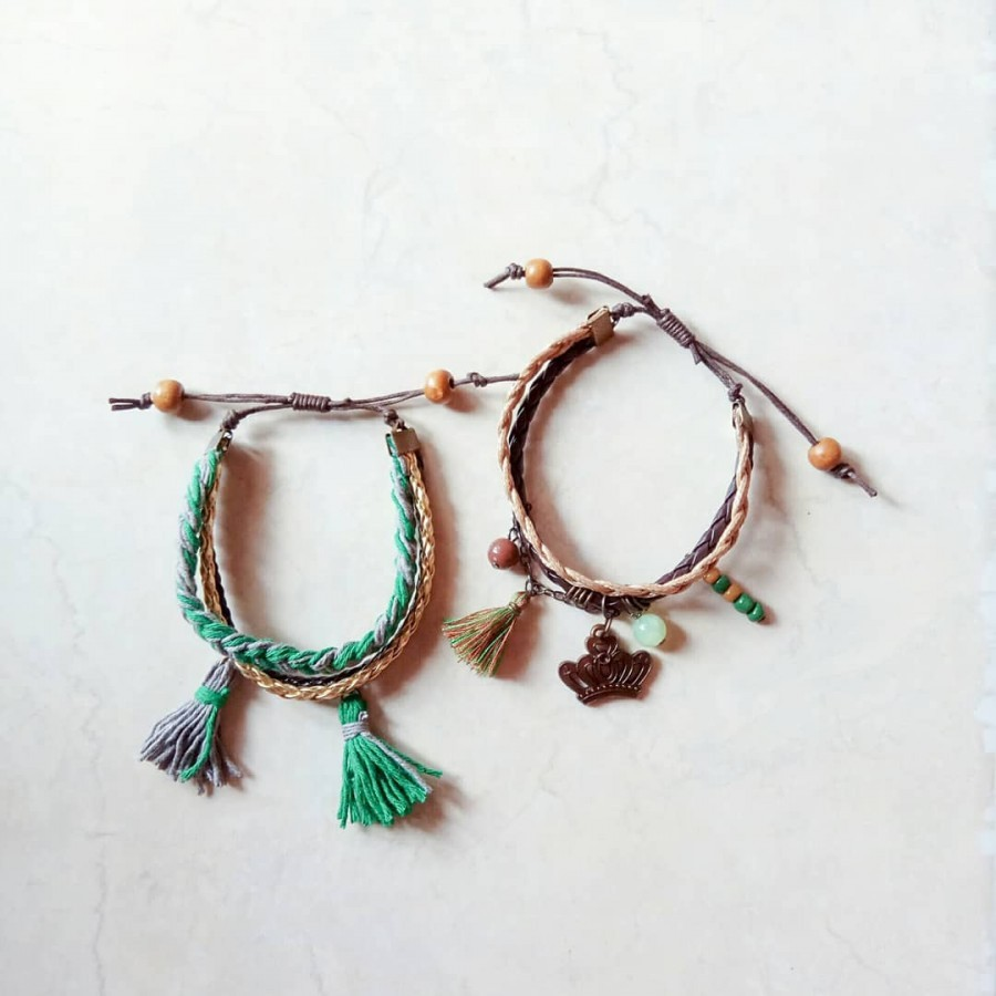 Namina Bracelet Gelang Handmade