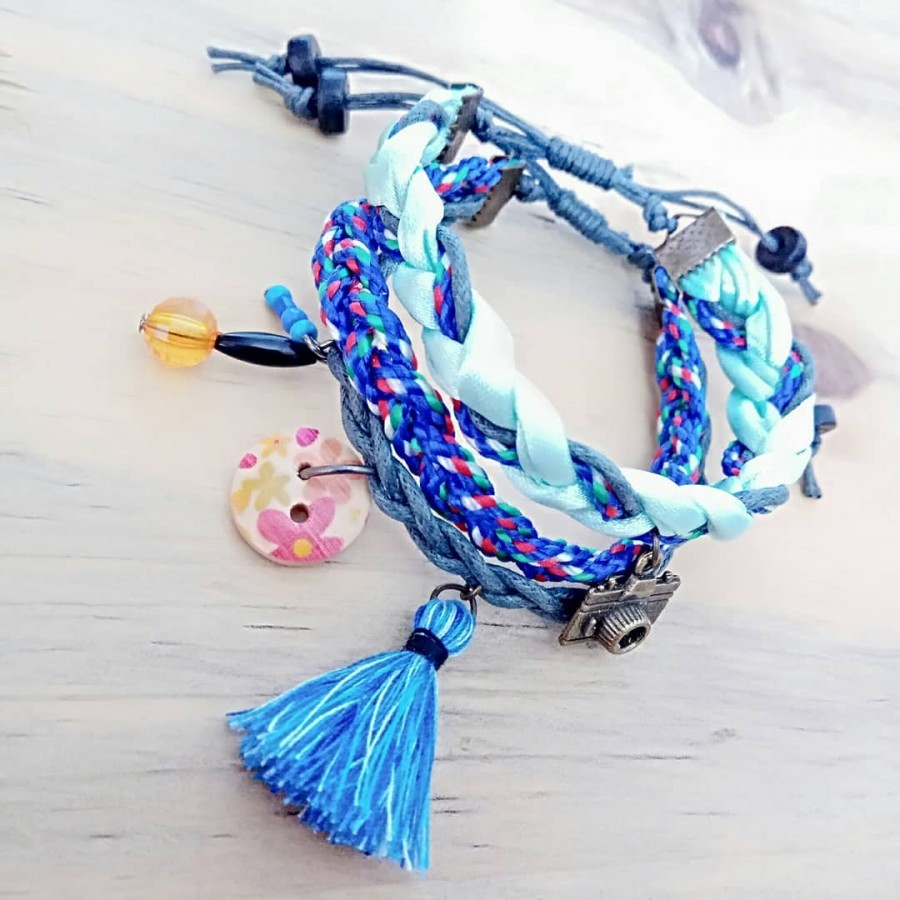 Varsha Bracelet Gelang Handmade