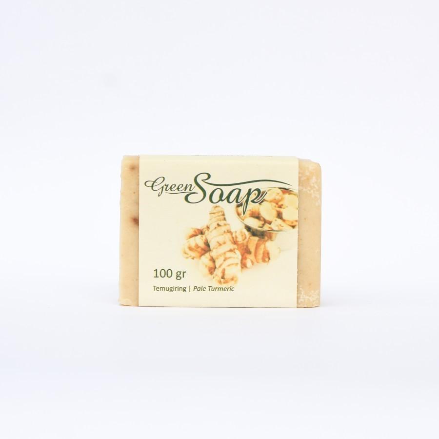 PALE TURMERIC SOAP