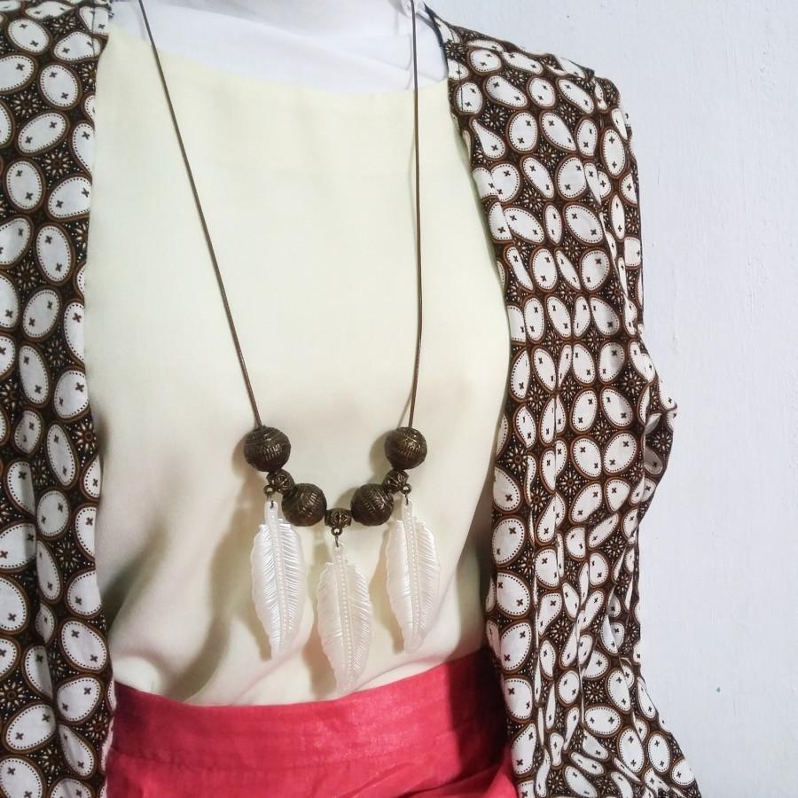 Archer Necklace Kalung handmade