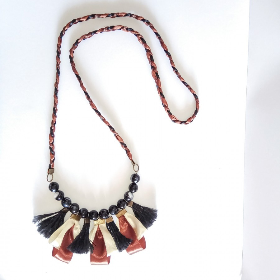 Yonika Necklace Kalung handmade