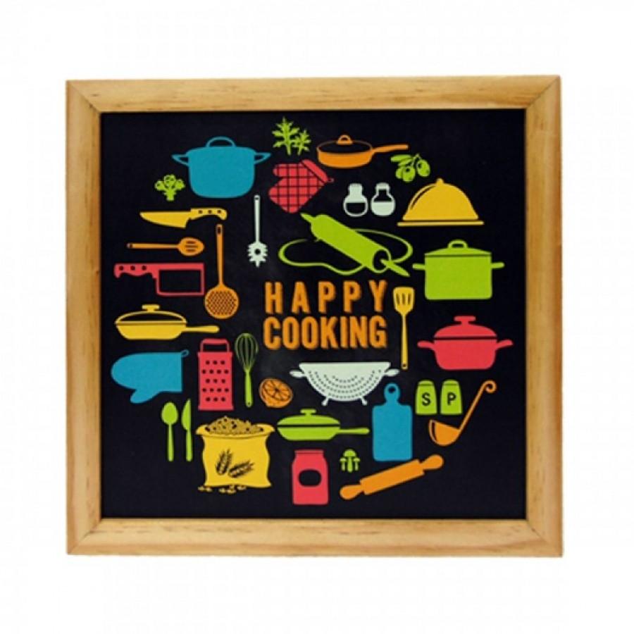 Hiasan Dinding Dapur Hy Cooking