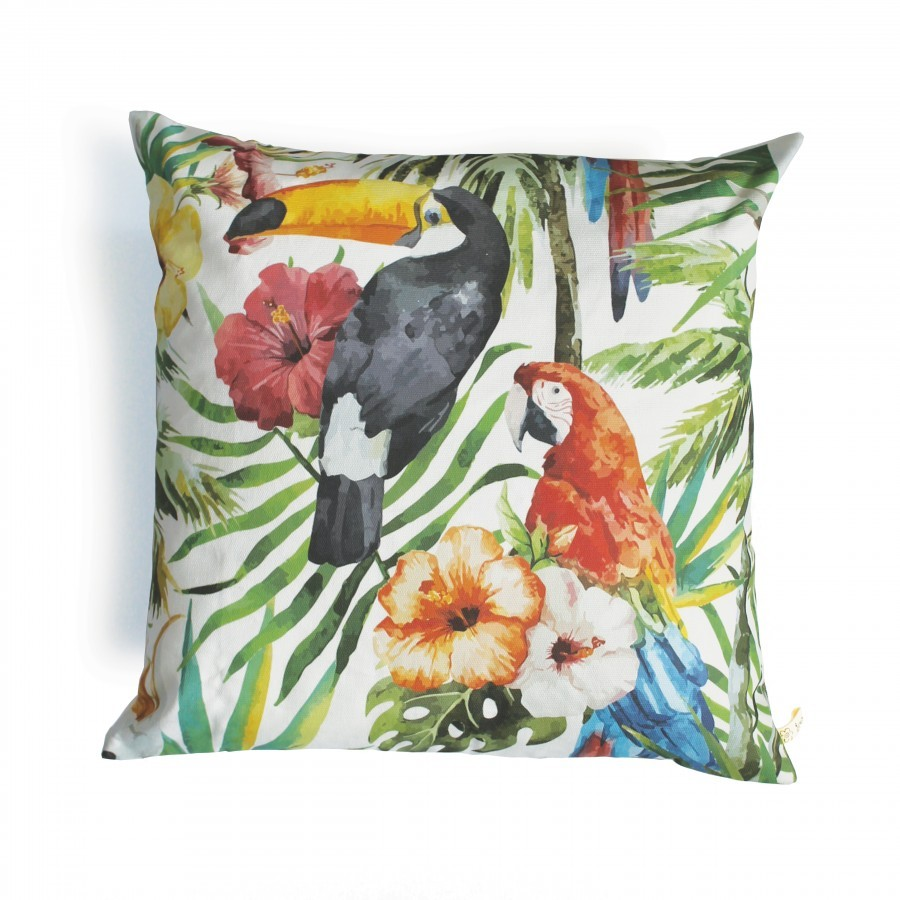 Cushion Cover Summer Flower 4