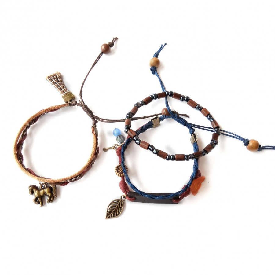 Gema Bracelet Gelang Handmade