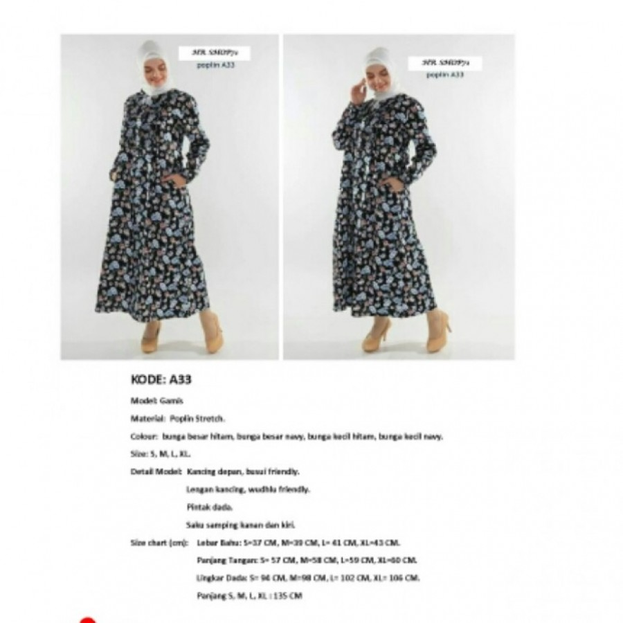 Gamis A33