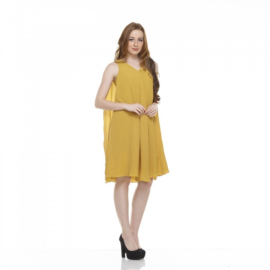 Dress Yellow . High Quality