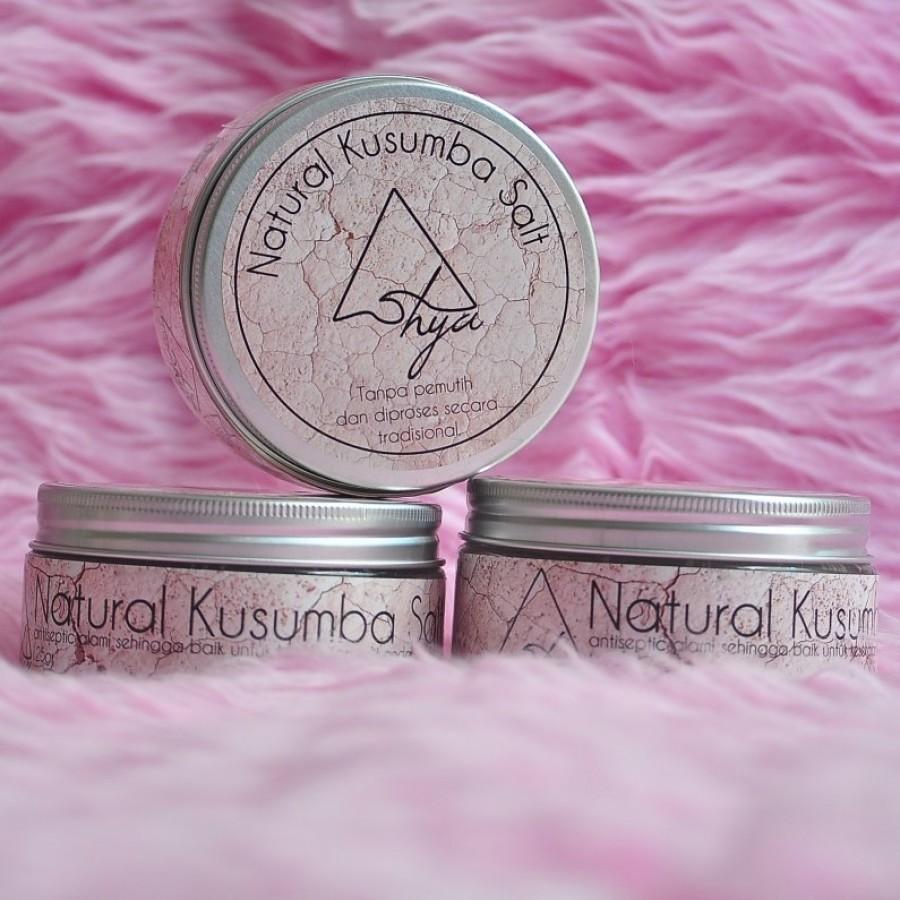 Hya Natural Kusumba Salt 125 gram