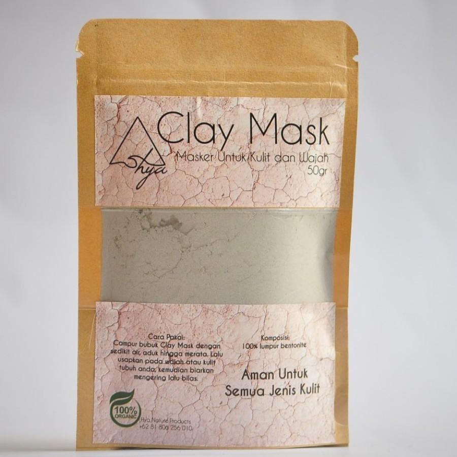 Hya Clay Mask 50 gram