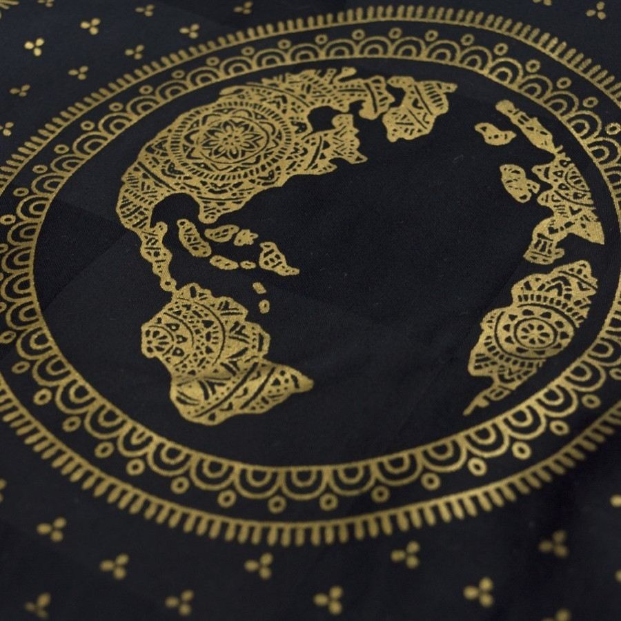 Set Alat Makan Earth Travel Pouch Daur Ulang