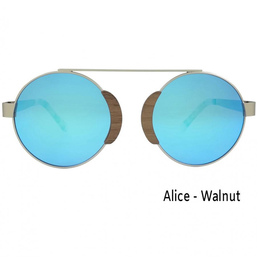 Kacamata Kayu Alice