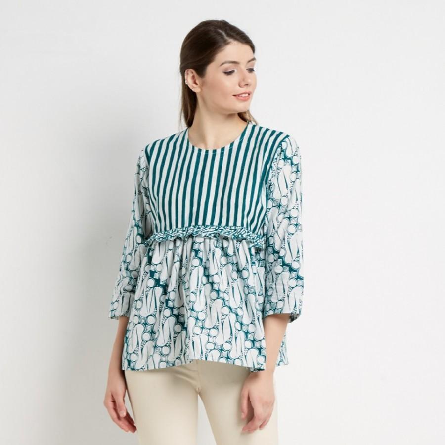 Batik Dirga Allen Atasan Wanita / Blouse Batik