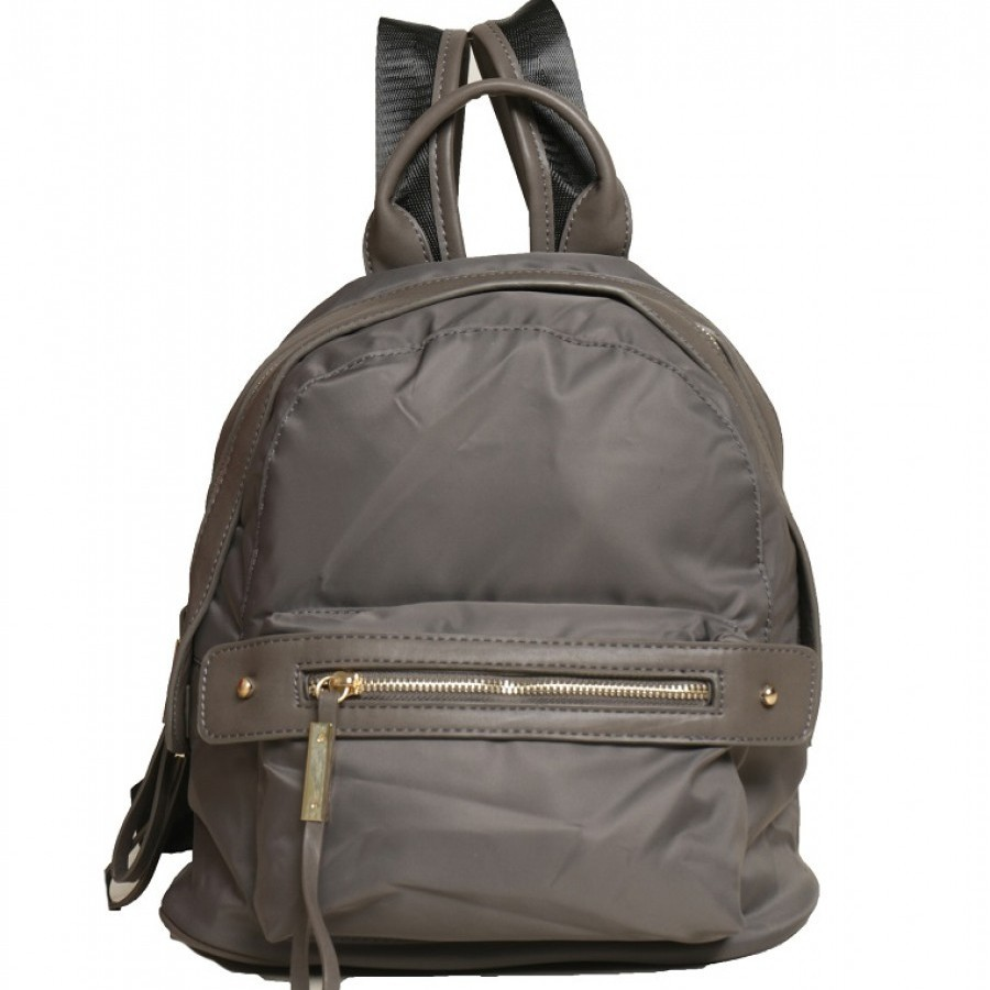 Silvertote Pebbled Backpack