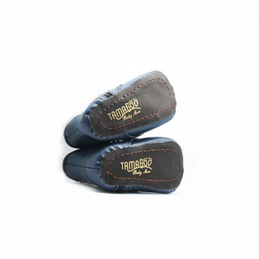 Sepatu Boots Bayi Laki Tamagoo Titan Navy Baby Shoes Prewalker Marc Black Murah