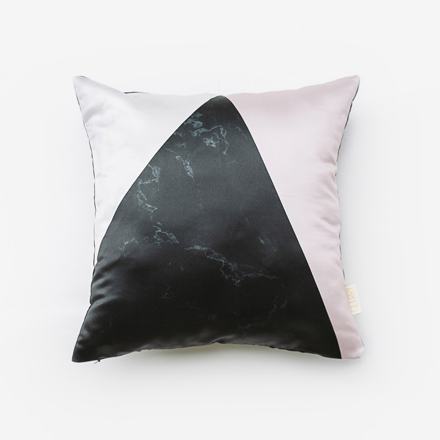 Bianco Pink Cushion 40 x 40