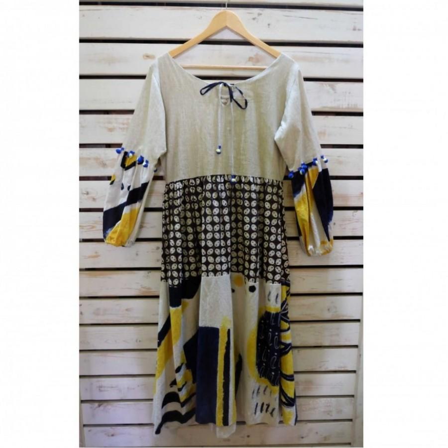 Women Dress Mahogra 14