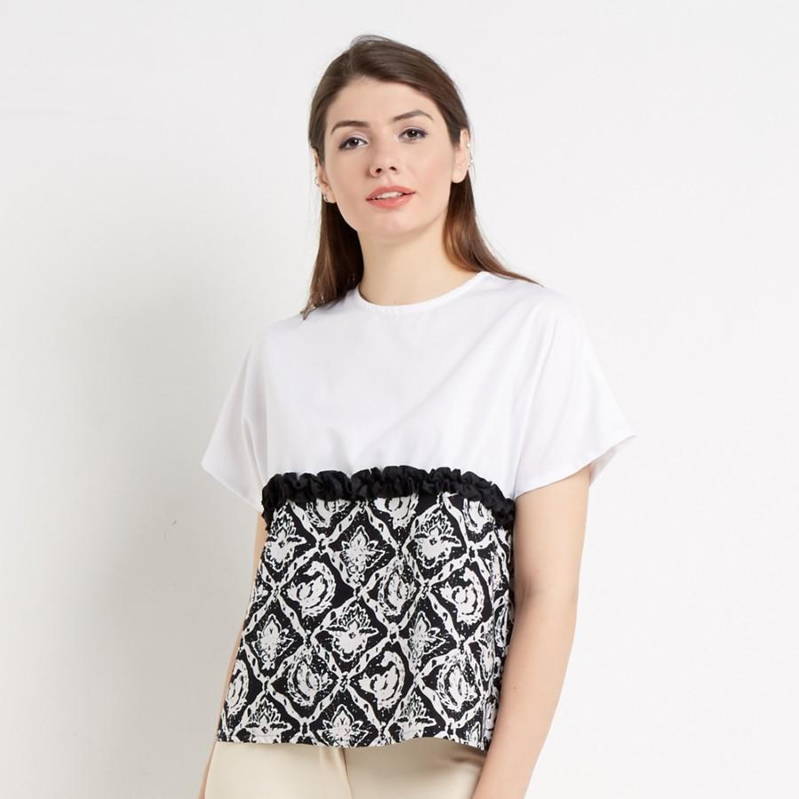 Batik Dirga Cisco Atasan Wanita / Blouse Batik
