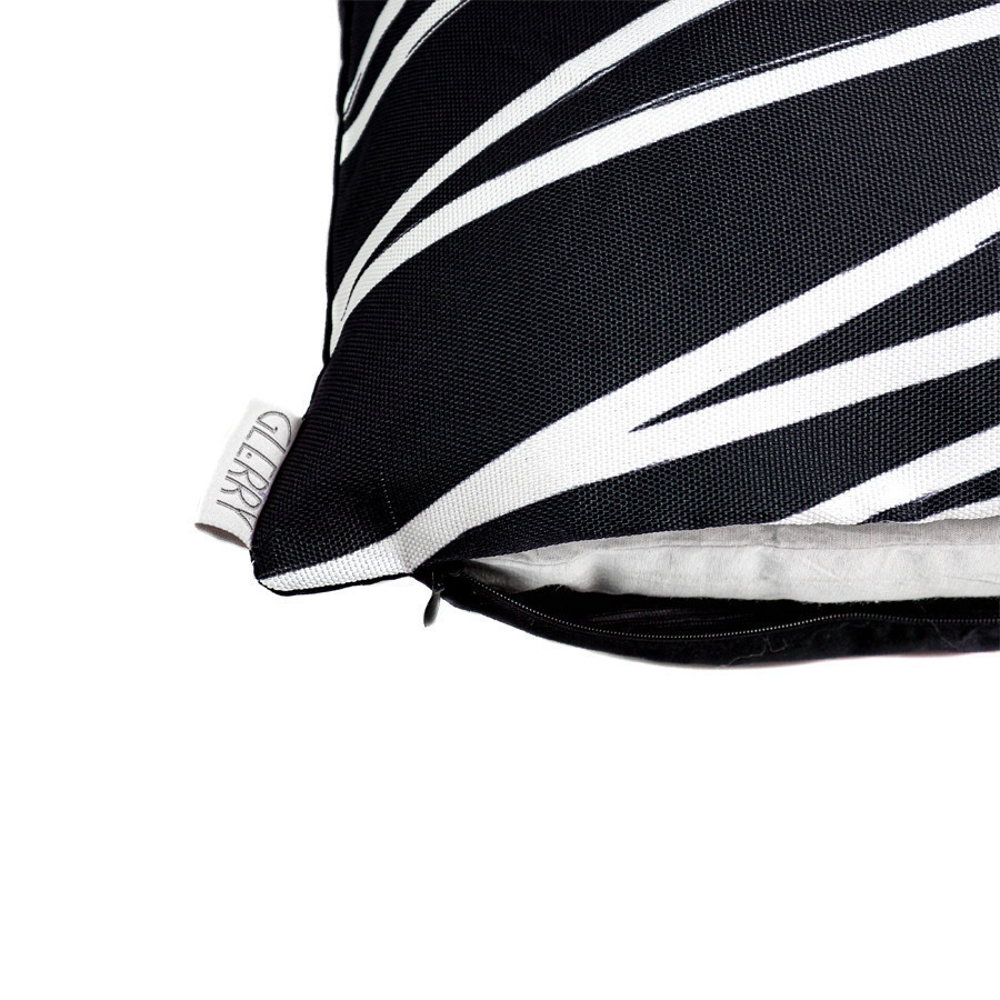 Black Mist Cushion 40 x 40