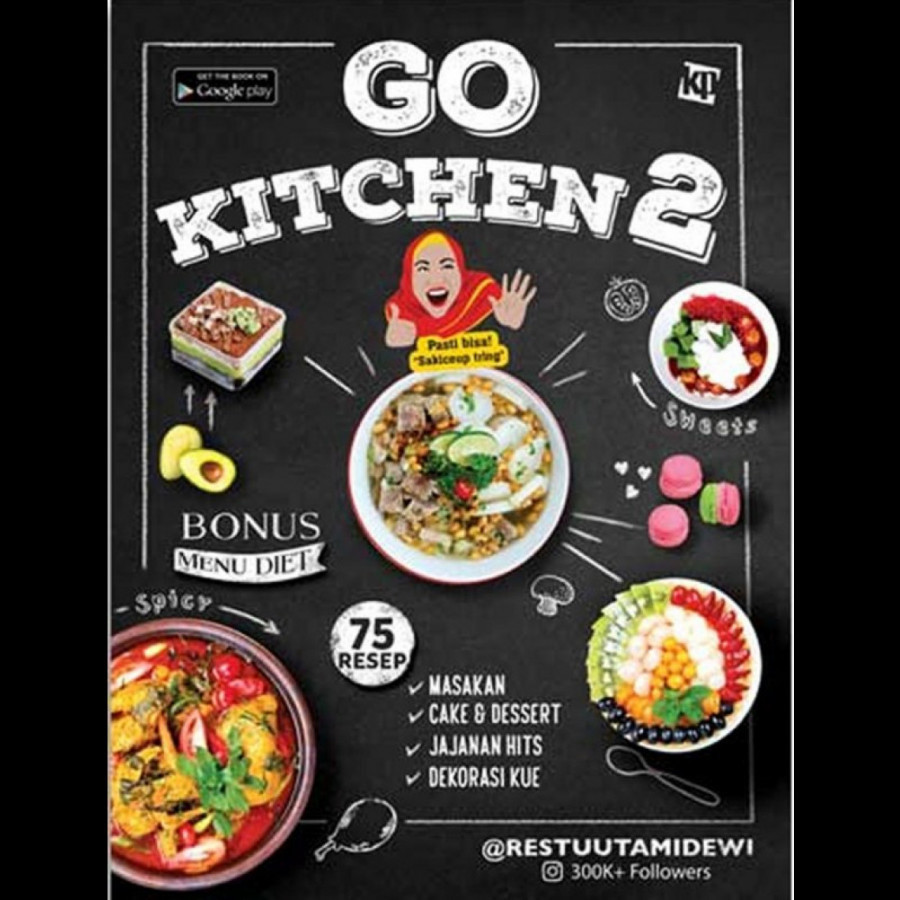 Go Kitchen 2 - Restu Utami Dewi / 1002210600246