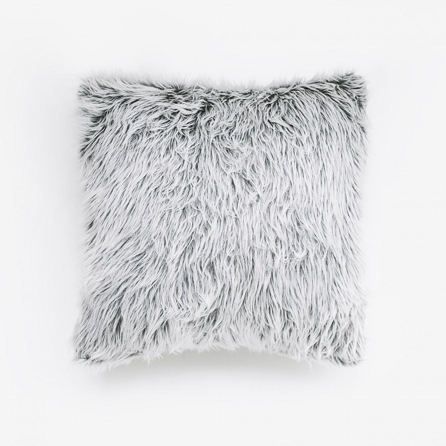 Husky Fur Cushion 40 x 40