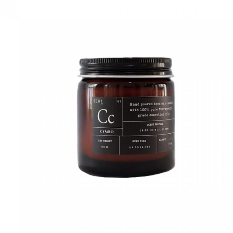 Beeswax Candle Cymbo (Cc91)