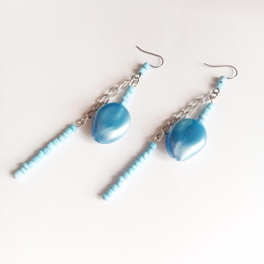 Cloudius Earring Anting Handmade