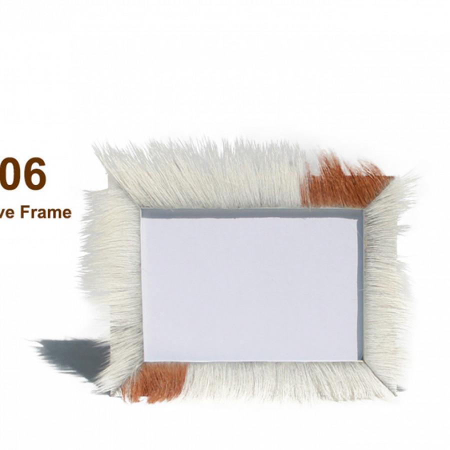 Frame Bulu Kambing Mawar 06
