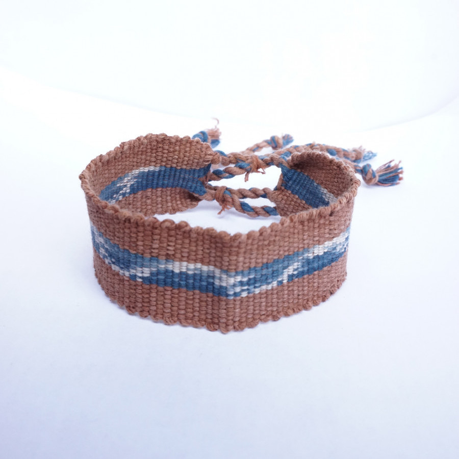 Bela and Ghiu Bracelets - Earth
