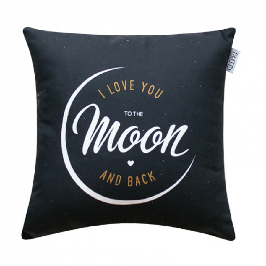 To The Moon and Back Cushion 40 x 40