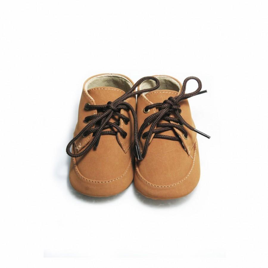 Jual Sepatu Bayi Tamagoo Marc Brown Baby Shoes Prewalker Branded 9 Laki Black Tommy Tan 12 Bulan Boots