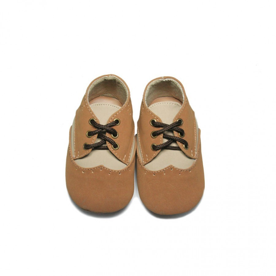 Sepatu Boots Bayi Laki-laki Tamagoo-Vito Brown Baby Shoes Prewalker Murah  ... e03b0c9bb0