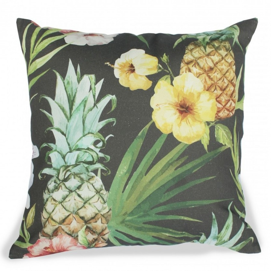 Cotton Canvas Cushion Cover Nanas (Pineapple)